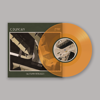 "For (Autumn Rebuild) - Limited Edition 7"" Orange Vinyl"