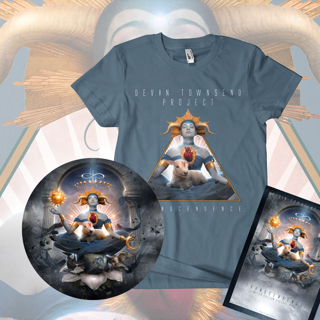 Bundle - Picture Disc + T-shirt