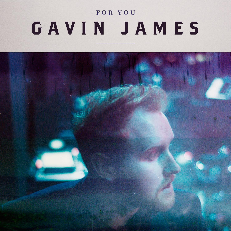 *SIGNED* Gavin James - For You EP (Vinyl)