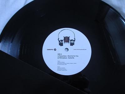 "12"" Vinyl Compilation EP"