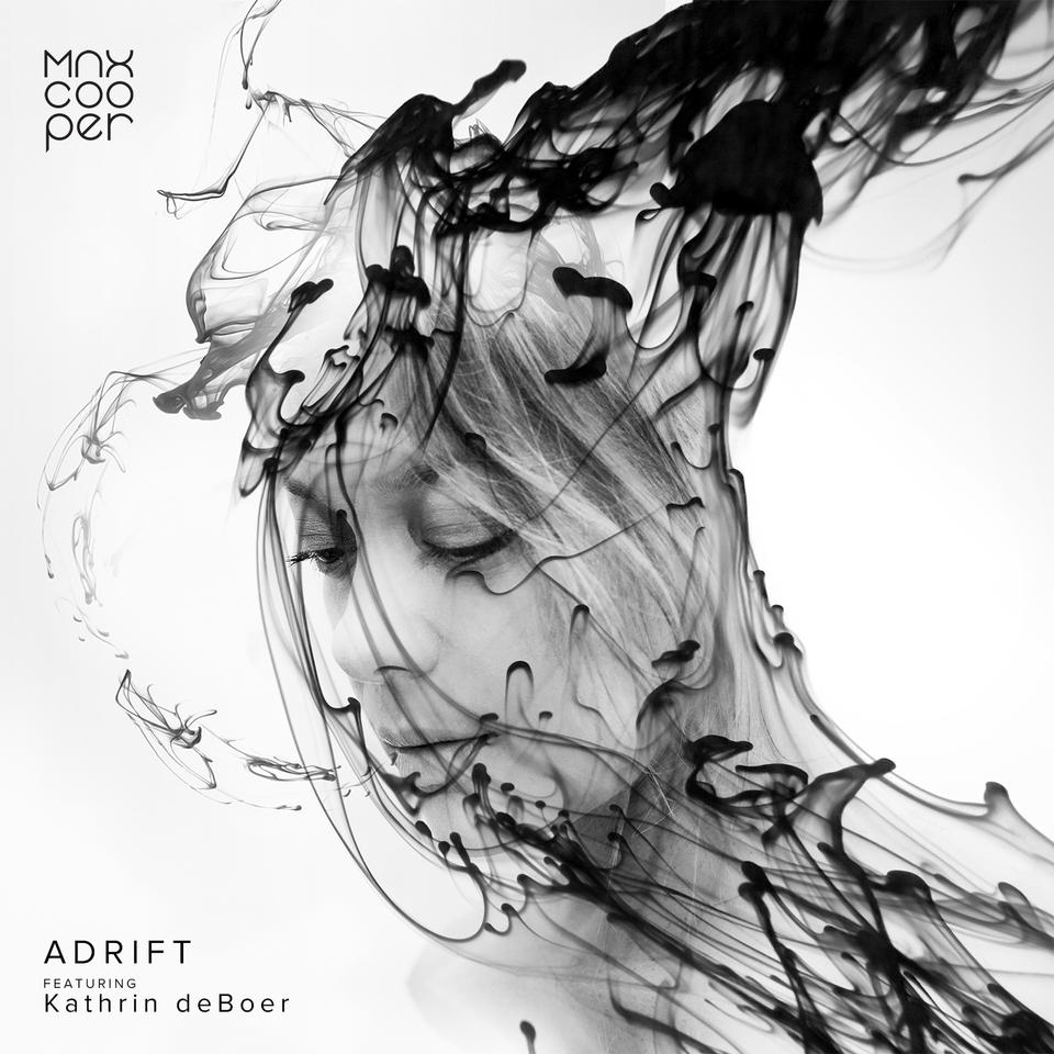 Max Cooper and Kathrin deBoer - Adrift EP (digital)