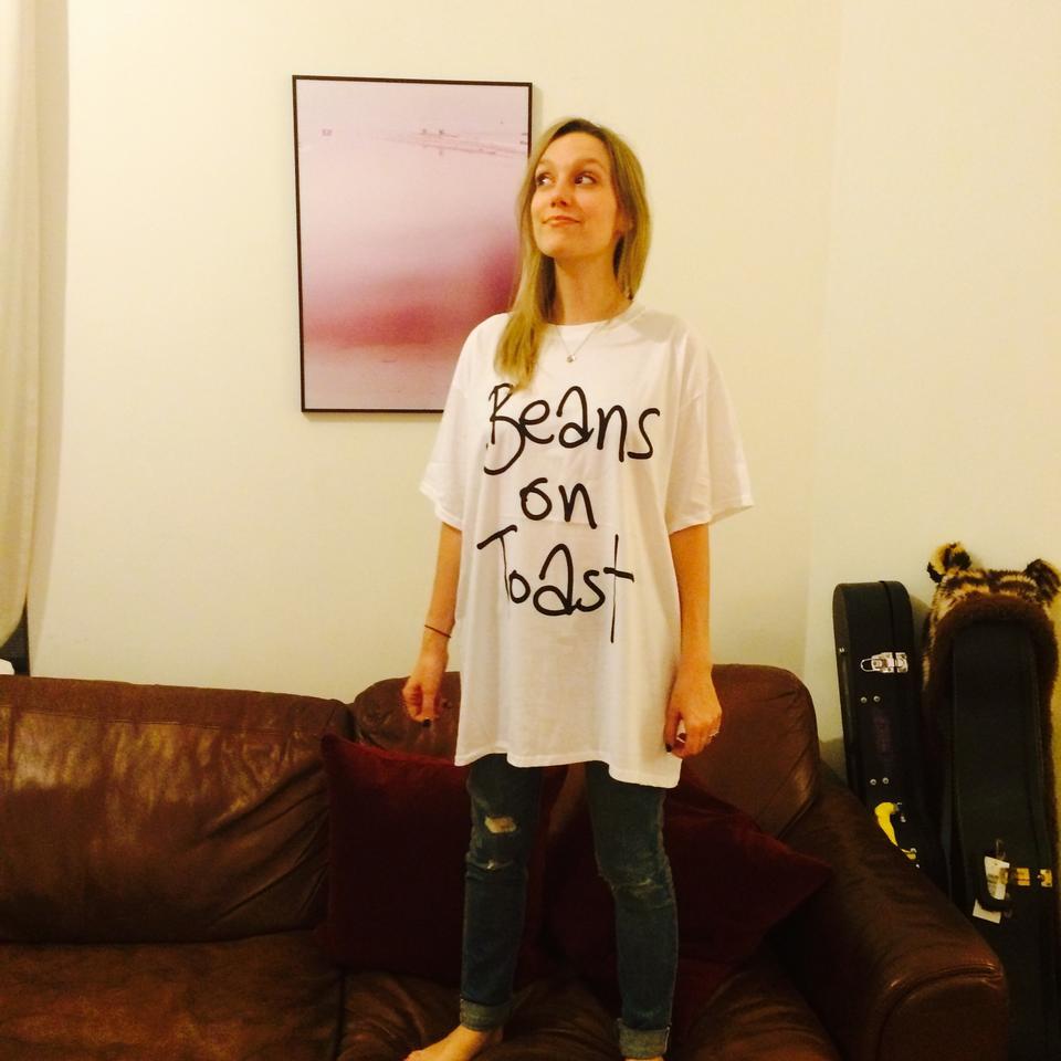 Beans on Toast Logo T-shirt (large)
