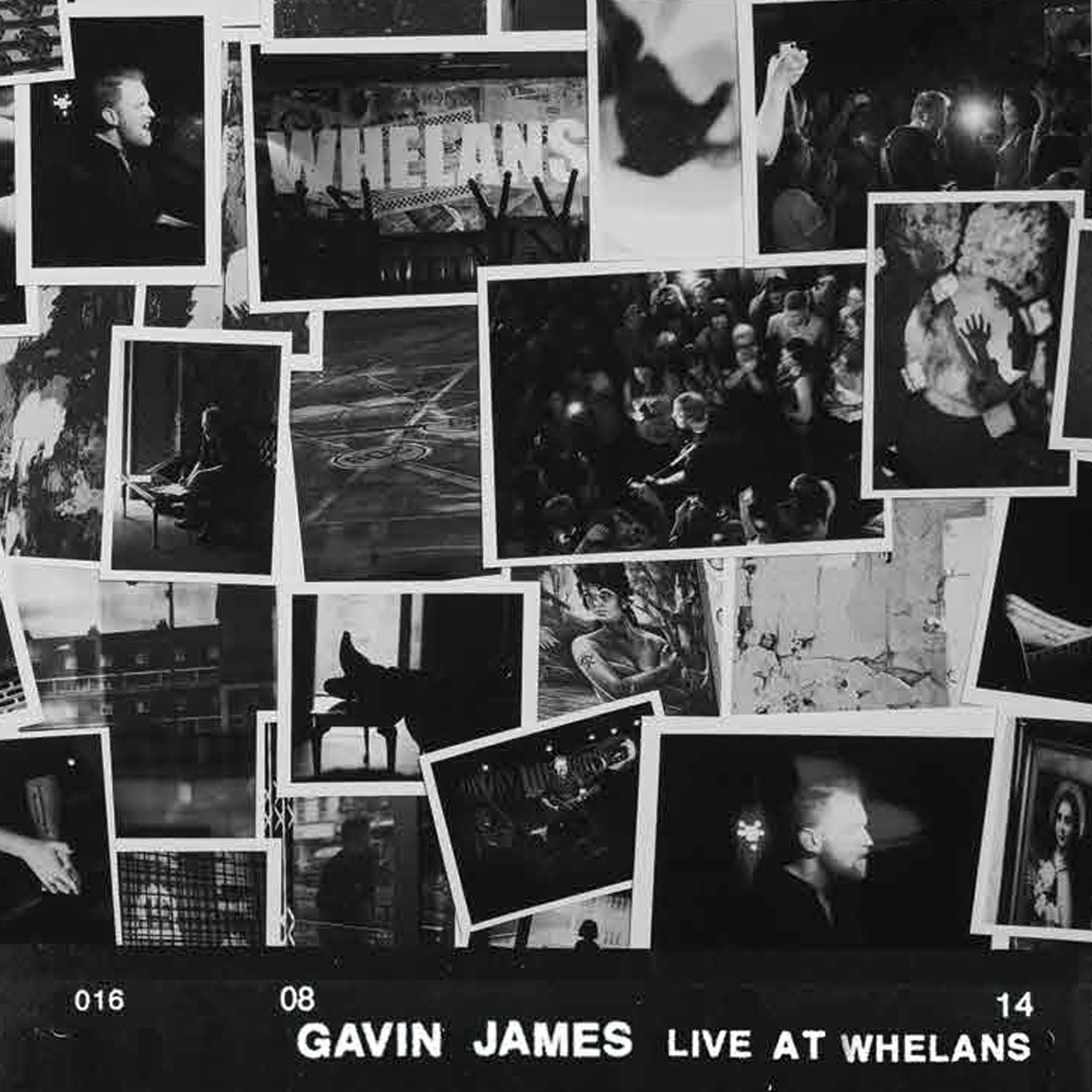 Gavin James - Live At Whelans (Vinyl)
