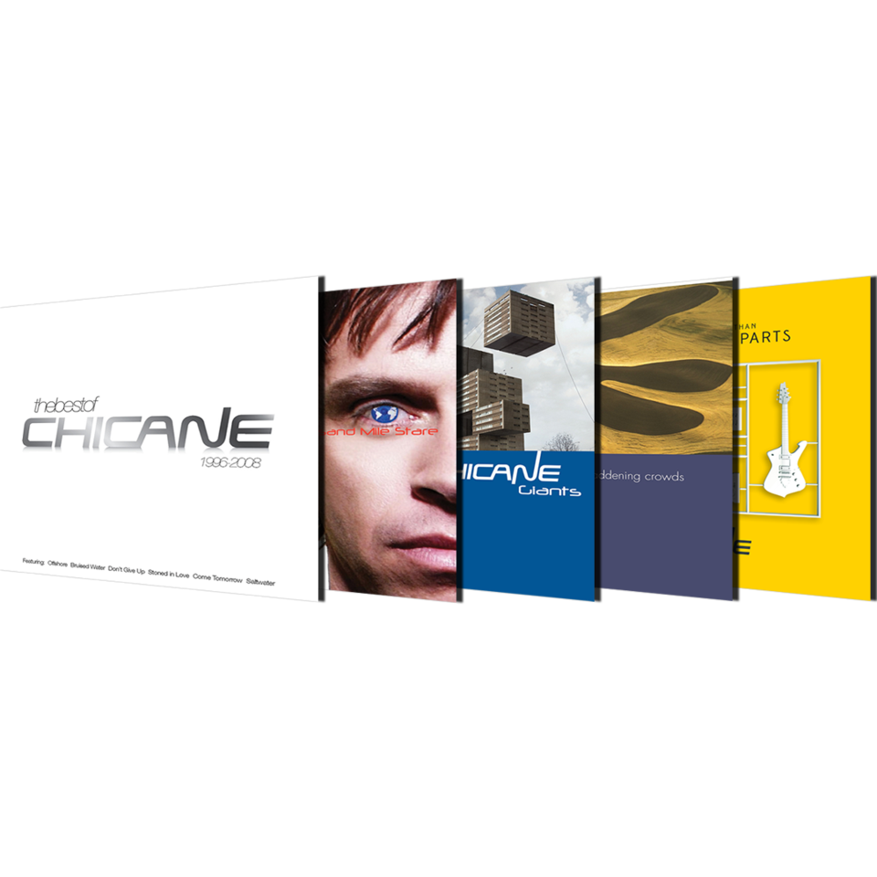 Chicane CD Bundle