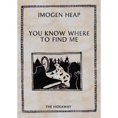 You Know Where to Find Me – Sheet Music