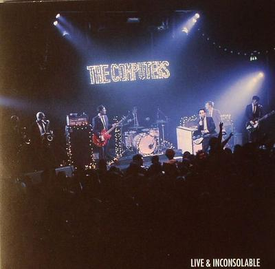 Live & Inconsolable (CD)