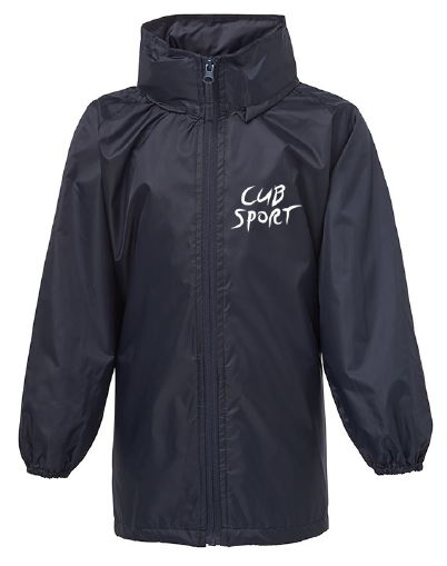 Cub Sport This Is Our Vice Rain Jacket
