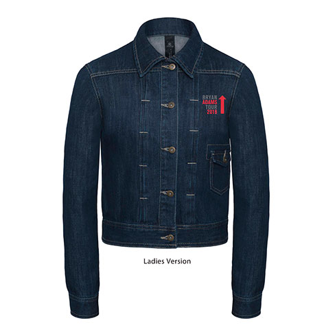 Denim Jacket - Womens